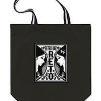 【ご支援グッズ第2弾】エコ・トートバッグ-Black-C(ご支援金・送料含む)
