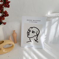poster-09001 Henri Matisse アンリ・マティス アートパネル