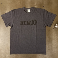 REW10 FIRST LOGO TEE  (5.6oz)
