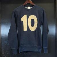 Rew10 No.10 Sweat Indigo