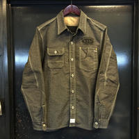 REW10 HEAVY MOLESKIN WORK SHIRTS JACKET (LIMITED)