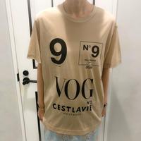 VOG tshirt (beige)