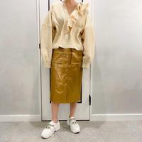 cortig tight skirt (Gold)