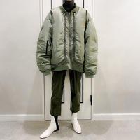 glossy leggings (kahaki)