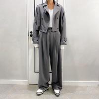 short suit style set up