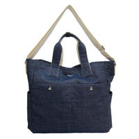 TOTE SHOULDER / DENIM