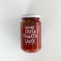 ラ・クチネッタ 有機フレッシュトマトソース 350g