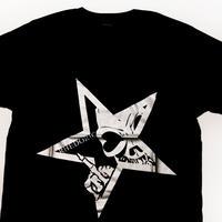 【Tシャツ】レドクロ STAR -シルバー-