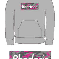 グレイパーカー 迷彩-RHEDORIC WINTER COLLECTION-