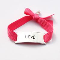 "Charm Bracelet ""Love""        - Silver"