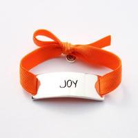 "Charm Bracelet ""Joy"" - Silver"