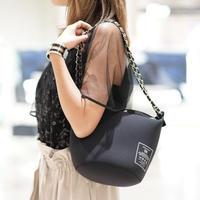 LozzSandra/Chain bag 【CHANGE 】STAR(ブラック)