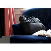 [予約販売]LozzSandra/fringe tote bag/Ash Grey