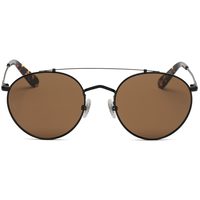 WONDERLAND【INDIO 12】  Matte Black Metal / Dark Bronze Lens