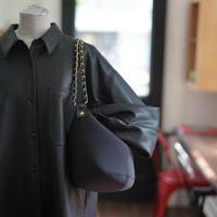 LozzSandra/Chain bag 【CHANGE 】STAR (ブラック×ゴールドスター)