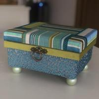 完成品のり箱サイズお茶箱● 送料は着払いとなります、注意事項をご確認ください