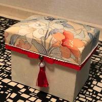 完成品 ミニ茶箱  ● 送料は着払いとなります。