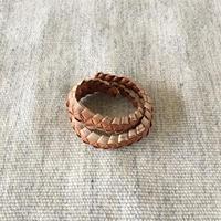 birch bark bangle