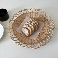 swedish basket tray