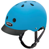 NUTCASE(ナットケース)ヘルメット/Bay Blue Matte(ベイ ブルーマット)