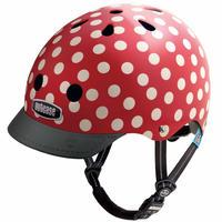NUTCASE ヘルメットLITTLE NUTTY Simimini Dots(シミミニ ドッツ) サイズXS