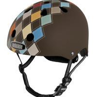 NUTCASE ヘルメット Modern Argyle(モダーンアーガイル マッド)