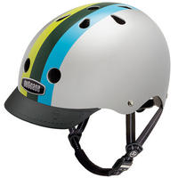 NUTCASE ヘルメット Varsity Stripe(バーシティストライプ)