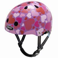 NUTCASE ヘルメットLITTLE NUTTY  Lotsa Lave(ロッサラブ)サイズXS