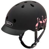 NUTCASE ヘルメット Flamingo Fun (フラミンゴファン)