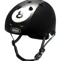 NUTCASE ヘルメットLITTLE NUTTY 8 Ball(エイトボール) サイズXS