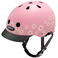NUTCASE ヘルメットLITTLE NUTTY Daisy Pink (デイジーピンク) サイズXS