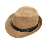 Lil`Tokyo(リルトーキョー)STRAW HAT  brown