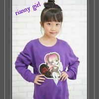 RIANNY GIRLトレーナー