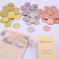 レルムコイン/Realm Coins(75枚セット)