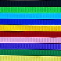 9mm girls2イメージカラーグログランリボンセット 10種x1m@10mセット