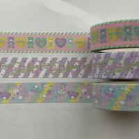 Dセットpiroko_hmプロデュース パステルマスキングテープセット