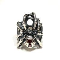 Black Widow Spider Ring