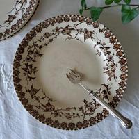 Choisy le Roi小鳥のデザートプレート#6