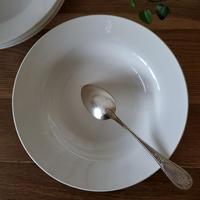 ディゴワンサルグミンヌの白いスープ皿#2