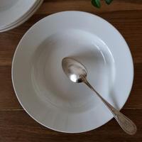 ペクソンヌ白いスープ皿