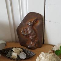 ウサギのチョコレートモールド