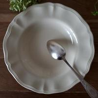 サルグミンヌ 花リムスーププレート#2