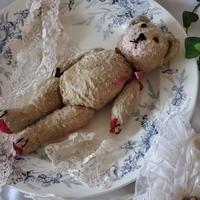 赤パッドの幼児体型クマちゃん