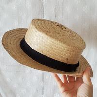 フランスの麦わら帽子