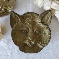 猫の顔のトレイ #1