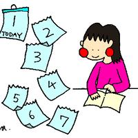 みんなの日本語I L4 A6 「わたしは 毎日 勉強します」