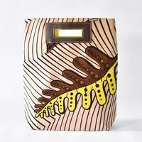 【1/17入荷】Akello Bag 4way *チョコバナナの葉っぱ*