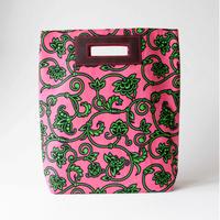 Akello Bag 4way *ピンクの壁の蔦*