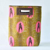 【4/3 入荷】Akello Bag 4way -ツバメ・ピンク-