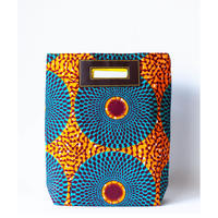 Akello Bag 4way *ビッグアイ・オレンジ&ブルー*